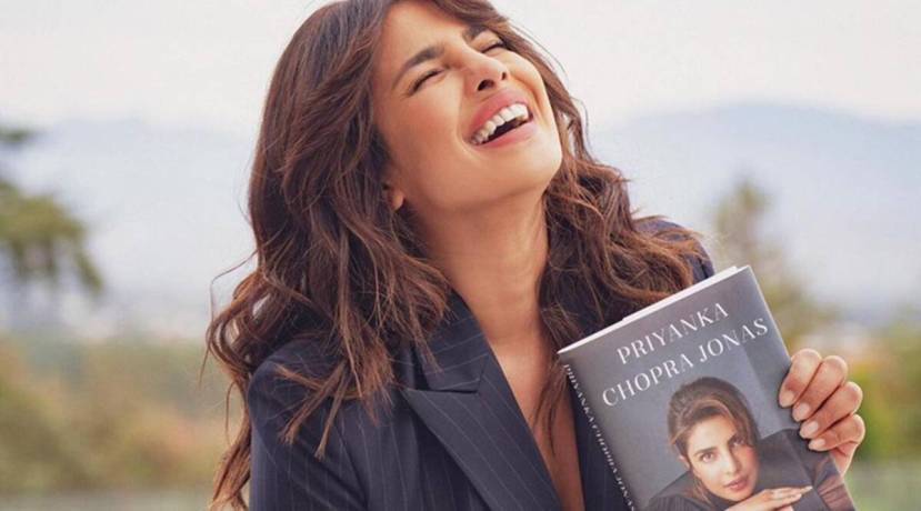 Priyanka Chopra Jonas' Unfinished already a bestseller in 24 hours   Books  and Literature News,The Indian Express