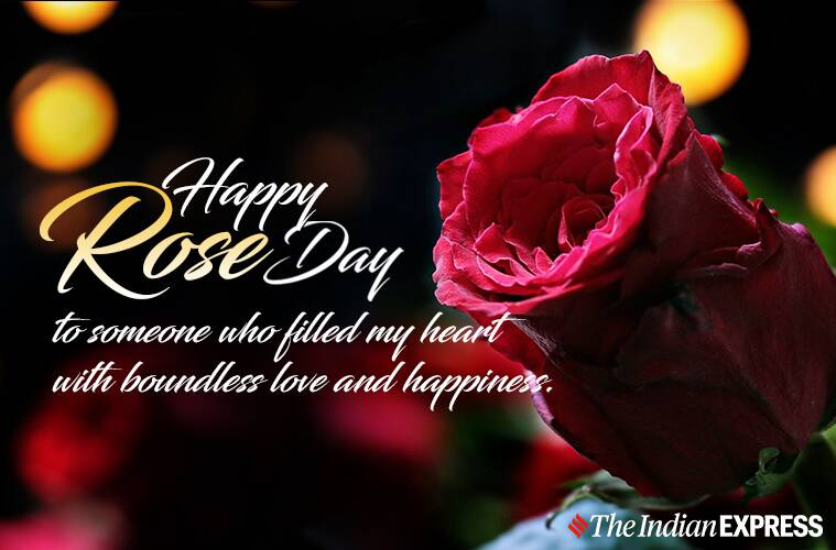 Happy Rose Day 2021 Wishes Images