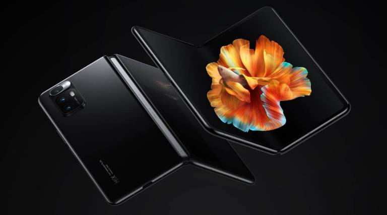 The Xiaomi Mi Mix Fold was a large 8.01-inch folding display