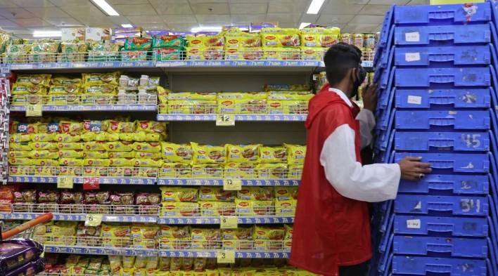 reliance retail's private labels revolution spooks global consumer goods makers
