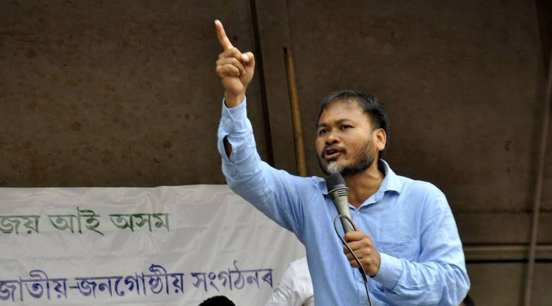 Who is Akhil Gogoi; why is he important to Assam polls 2021 | North East  India News,The Indian Express