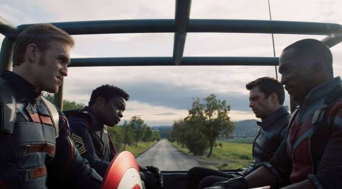 The Falcon and the Winter Soldier episode 2 recap: New Captain America  shows what he is made of in another action-packed entry | Entertainment  News,The Indian Express