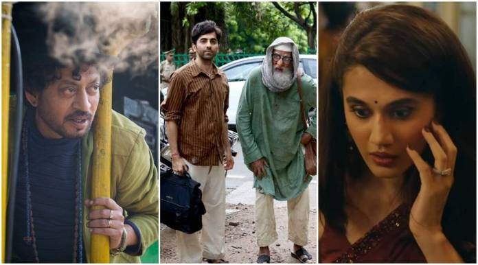Filmfare Awards 2021: Irrfan Khan, Taapsee Pannu film Thappad win big;  check out the full winners' list   Entertainment News,The Indian Express
