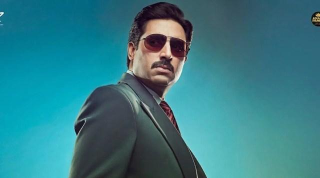 The Big Bull teaser: Abhishek Bachchan plays Harshad Mehta proxy, Ajay  Devgn talks of 'small people, big dreams' | Entertainment News,The Indian  Express