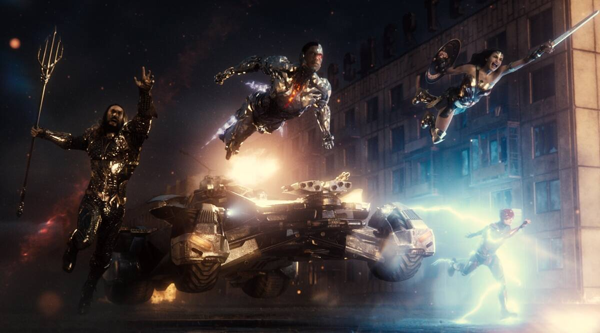 Zack Snyder's Justice League review: A satisfying, rewarding DC epic that is vastly superior to the original | Entertainment News,The Indian Express