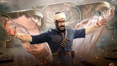 RRR teaser: Ajay Devgn is bloodied but unbent in explosive clip on his birthday. Watch