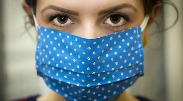 double masking, double masks, what is double masking, when to wear double masks, health, COVID-19 infection transmission, indian express news