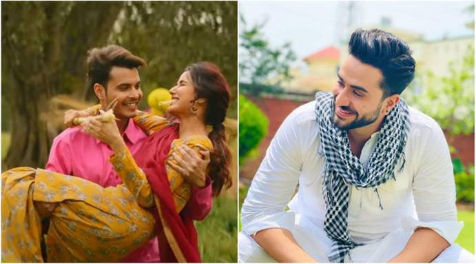 Aly Goni is impressed by Jasmin Bhasin's song Tenu Yaad Karaan: 'You look  so pretty' | Entertainment News,The Indian Express