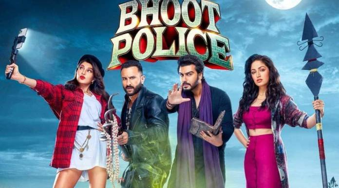 Yami Gautam, Saif Ali Khan's Bhoot Police to release on this date |  Entertainment News,The Indian Express