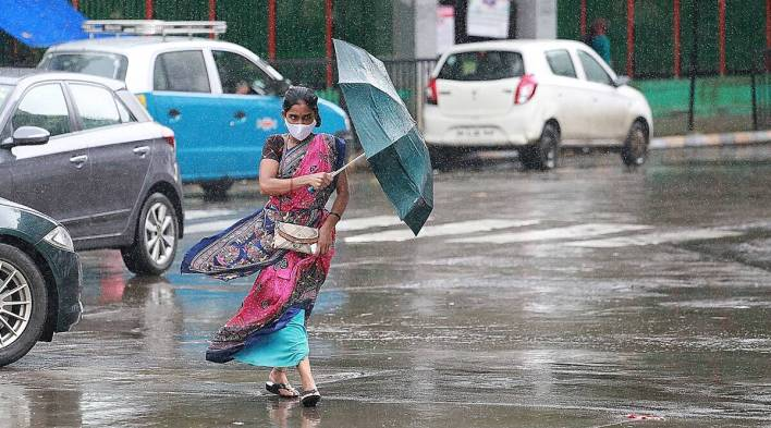 country to receive normal rainfall till september: imd | pune news