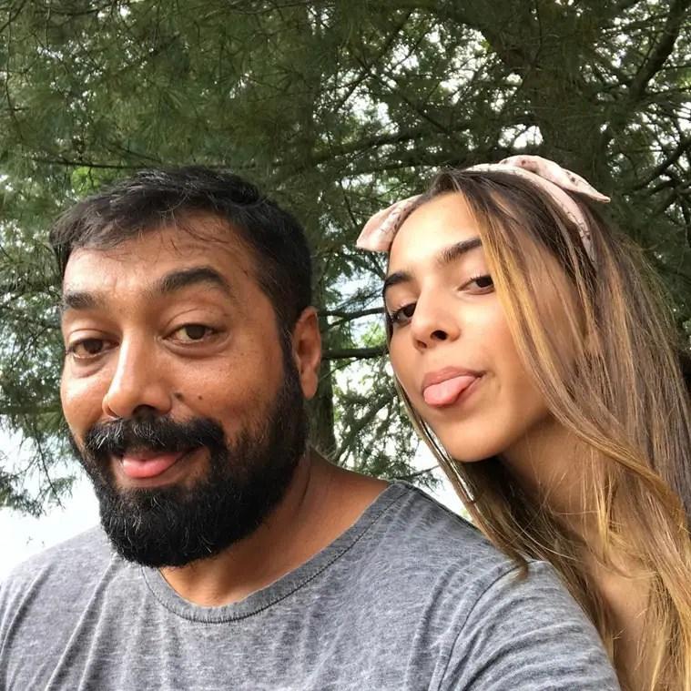 Anurag Kashyap Family Photos Daughter Alia