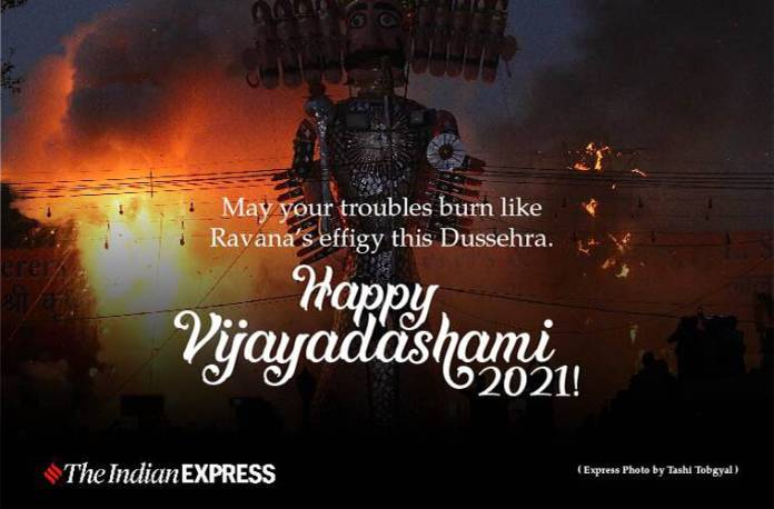 Pleased Dussehra 2021: Needs, Photographs, Quotes, Standing, Messages, Images, and Greetings