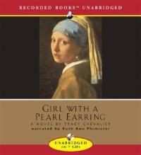 Audiobook Review: The Girl with a Pearl Earring ...