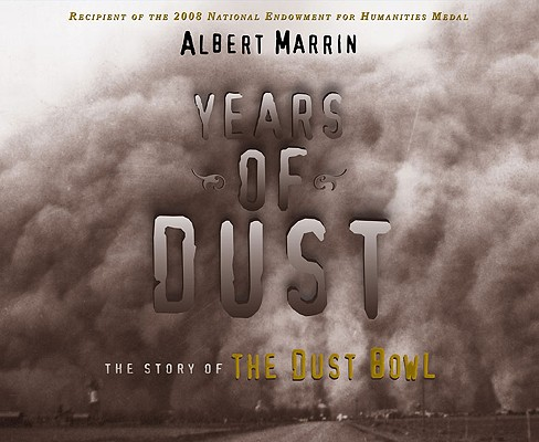 Years of Dust bookjacket