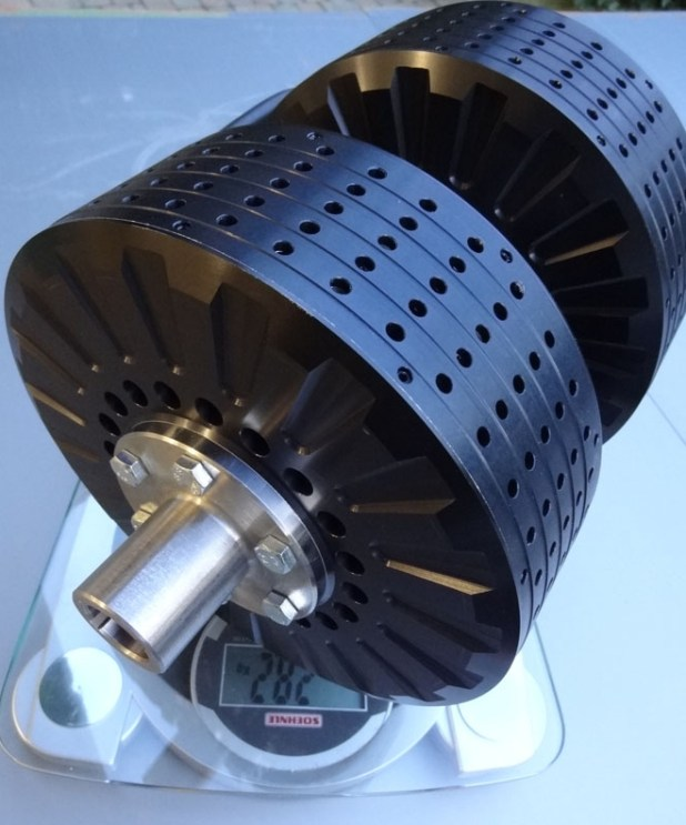 Liquid cooled electric motorcycle motor for Liquid cooled electric motor