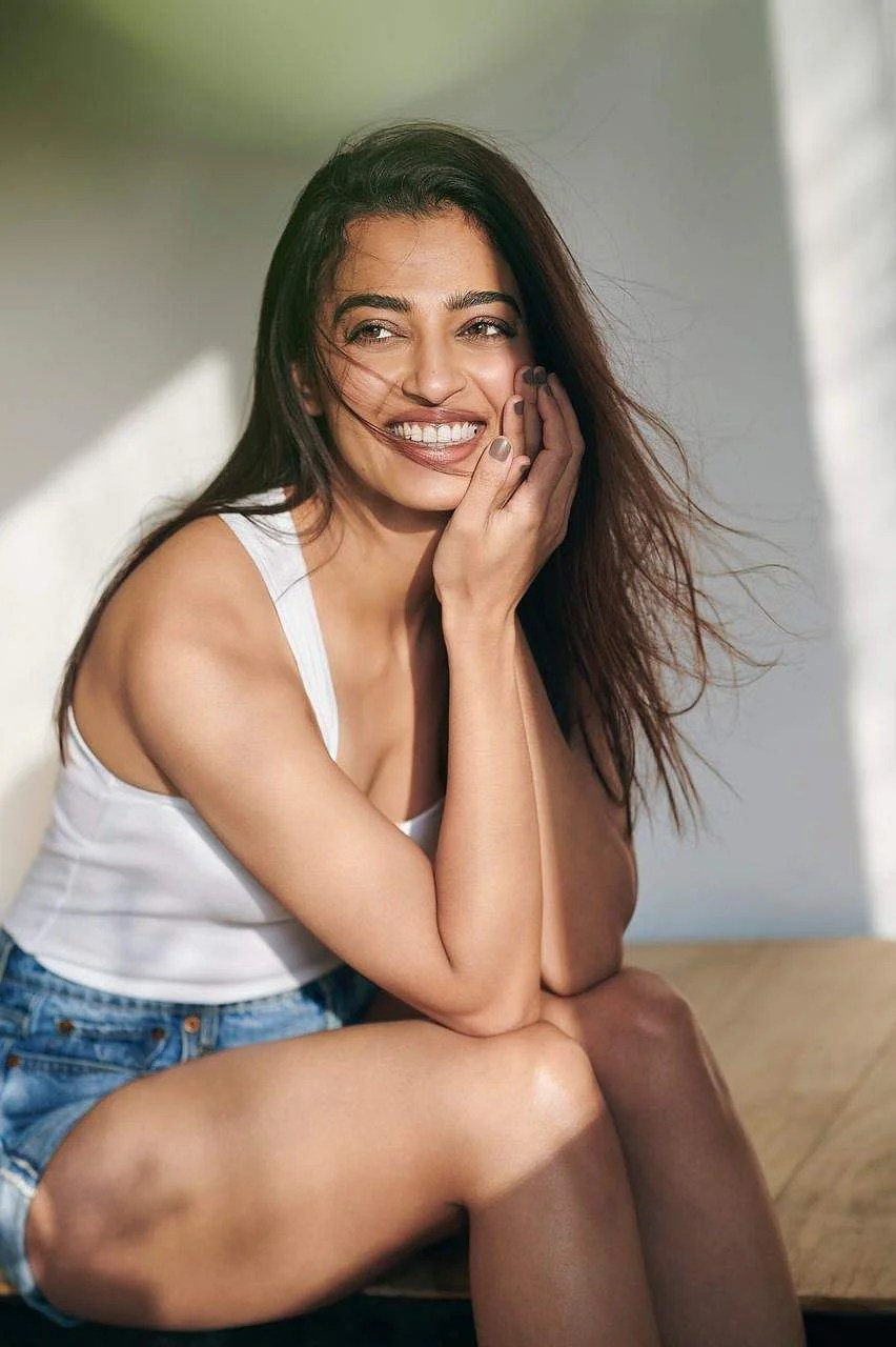 Actor Radhika Apte shares tips to stay healthy during the pandemic