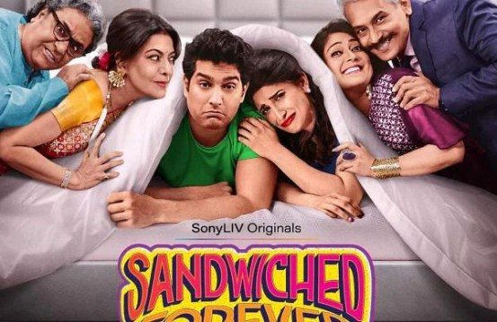 Sandwiched Together is a LOL party with Kunal Roy Kapur and Ahan Kumra