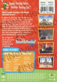 VEGGIETALES - RACK, SHACK AND BENNY (REGION 1 DVD)   eBay