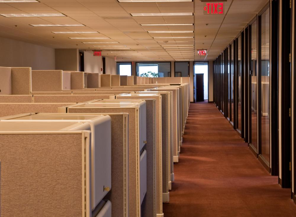 different types of cubicle panels