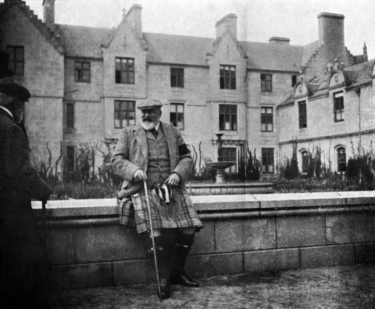 EdwardVII_at_Balmoral