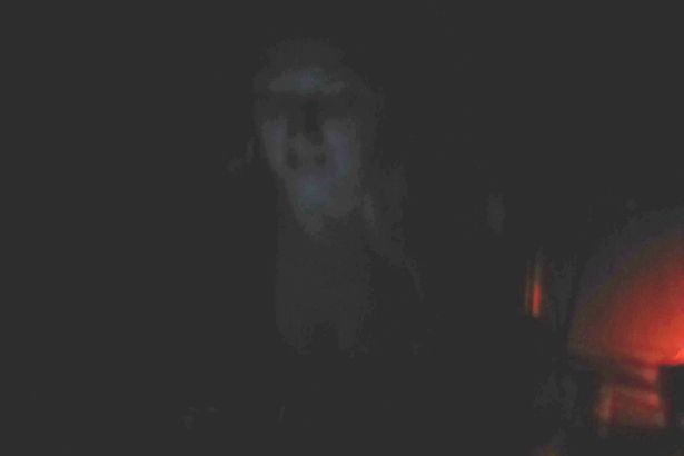 blonde-ghost