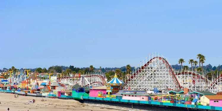 Top California Road Trips Monterey Bay Instamotor