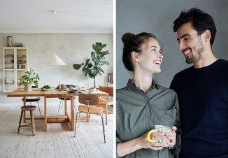 Johanne og Lukas' indretning ligner en million, men er baseret på genbrug og gode Dba-fund