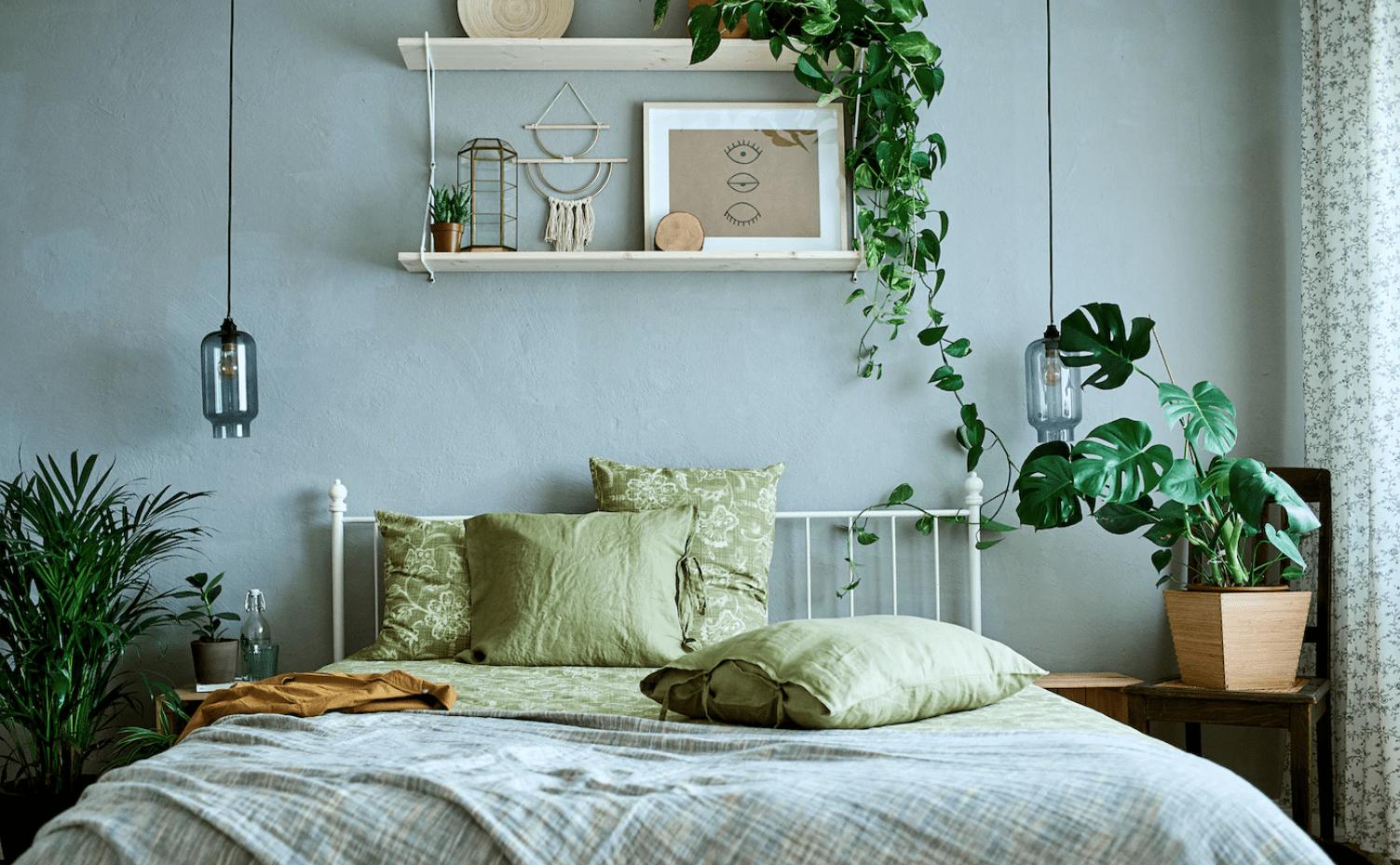 5 Geniale Ikea Hacks Til Det Lille Sovevaerelse Boligmagasinet Dk