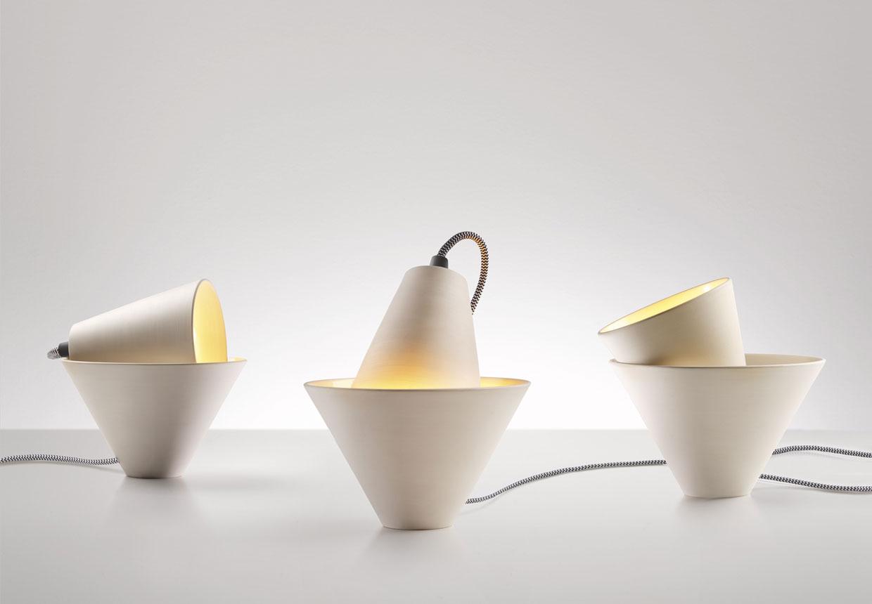 Svært Lampe På Stue   Lampe Forest Mathias Tissu Blanc Inspirasjon Farge Tak ET-57