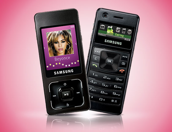 Mobile Phones Keypad And Touch Screen