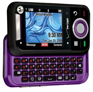 motorola rival verizon 300x296 Verizon Outs Waterproof Casio Exilim and Side Sliding Motorola Rival