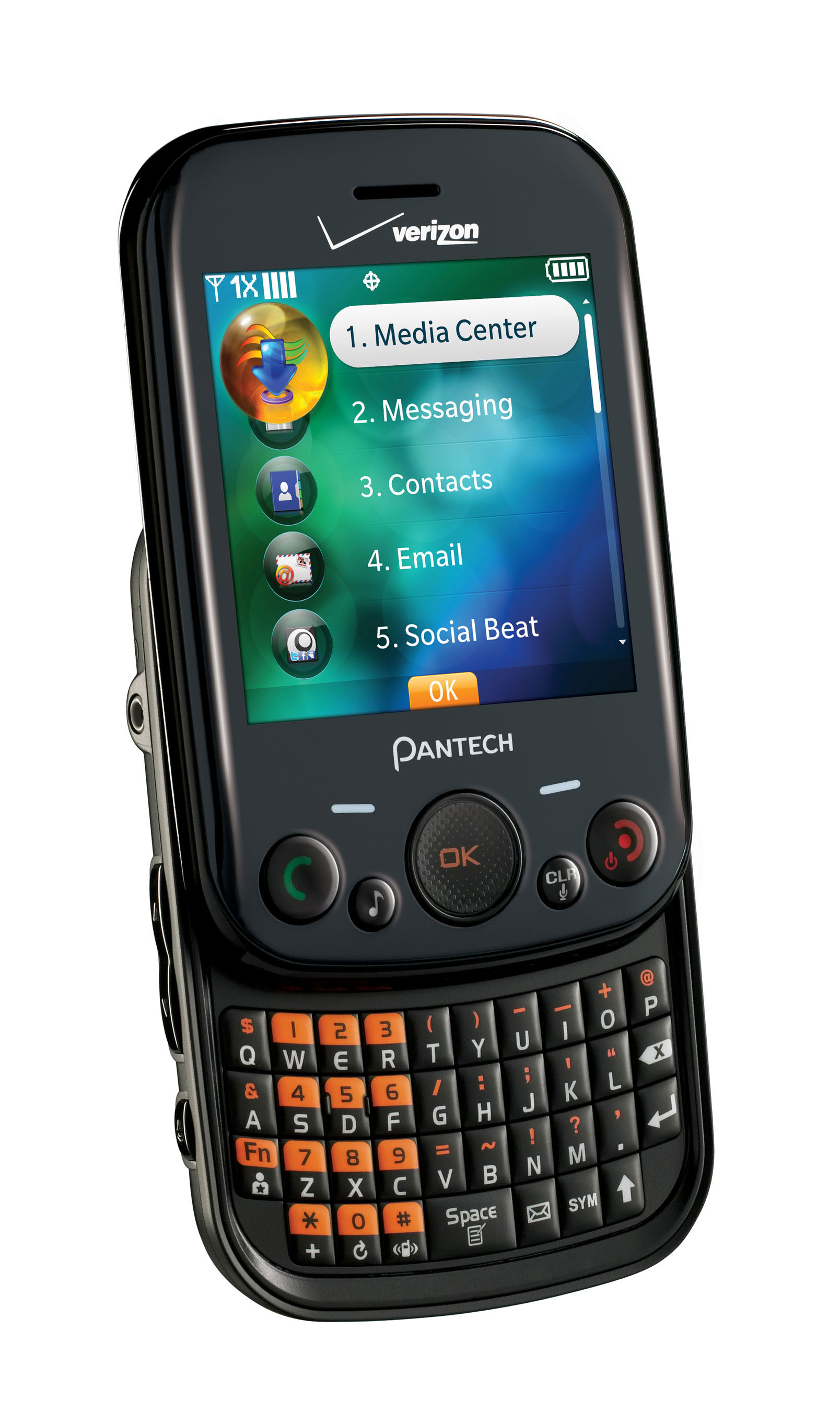 Pantech Jest From Verizon Offers Cheap Texting in a