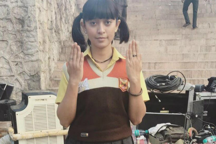 Sayani Gupta's surprising transformation into a 14-year-old for Jagga Jasoos will blow your mindaway!