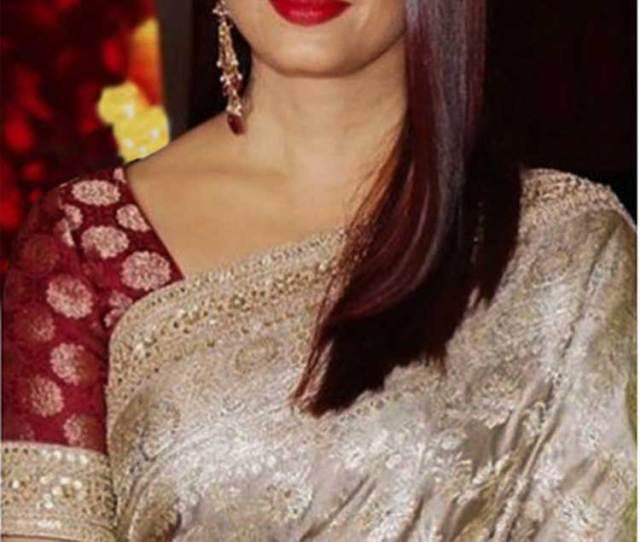 Aishwarya Rai In Sabyasachi For Women Achiever Awards