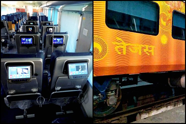 Tejas Express This Hitech train will soon allow you to