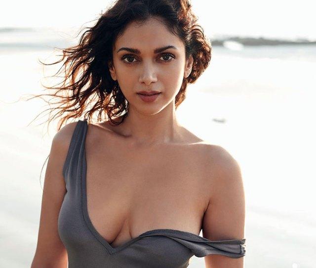 Aditi Rao Hydari Hot And Sexy Photos