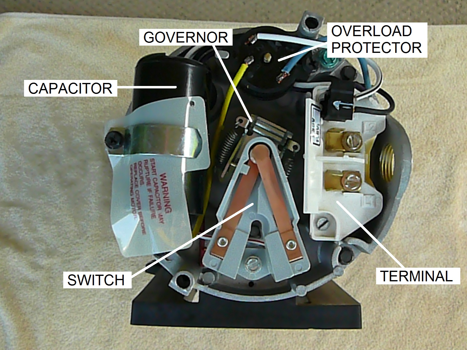 3 Phase Air Compressor Pressure Switch Wiring Diagram How To Replace Ao Smith Motor Parts Overview Inyopools Com