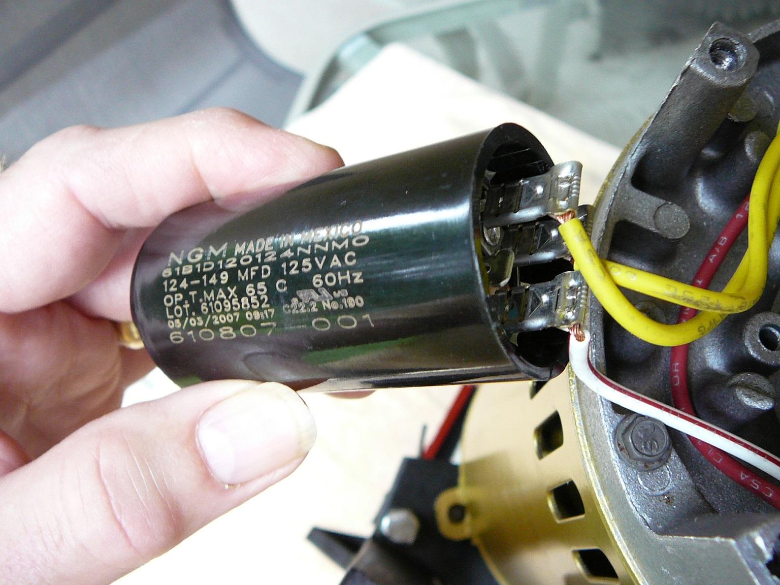 hayward pool pump capacitor wiring how the common capacitor start pool motor works inyopools [ 1536 x 1152 Pixel ]