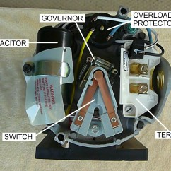 Fan Center Relay Wiring Diagram Pto How To Replace The Thermal Overload Protector On An Ao Smith Motor - Inyopools.com
