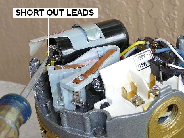 How To Replace the Thermal Overload Protector on an AO Smith Motor  INYOPools
