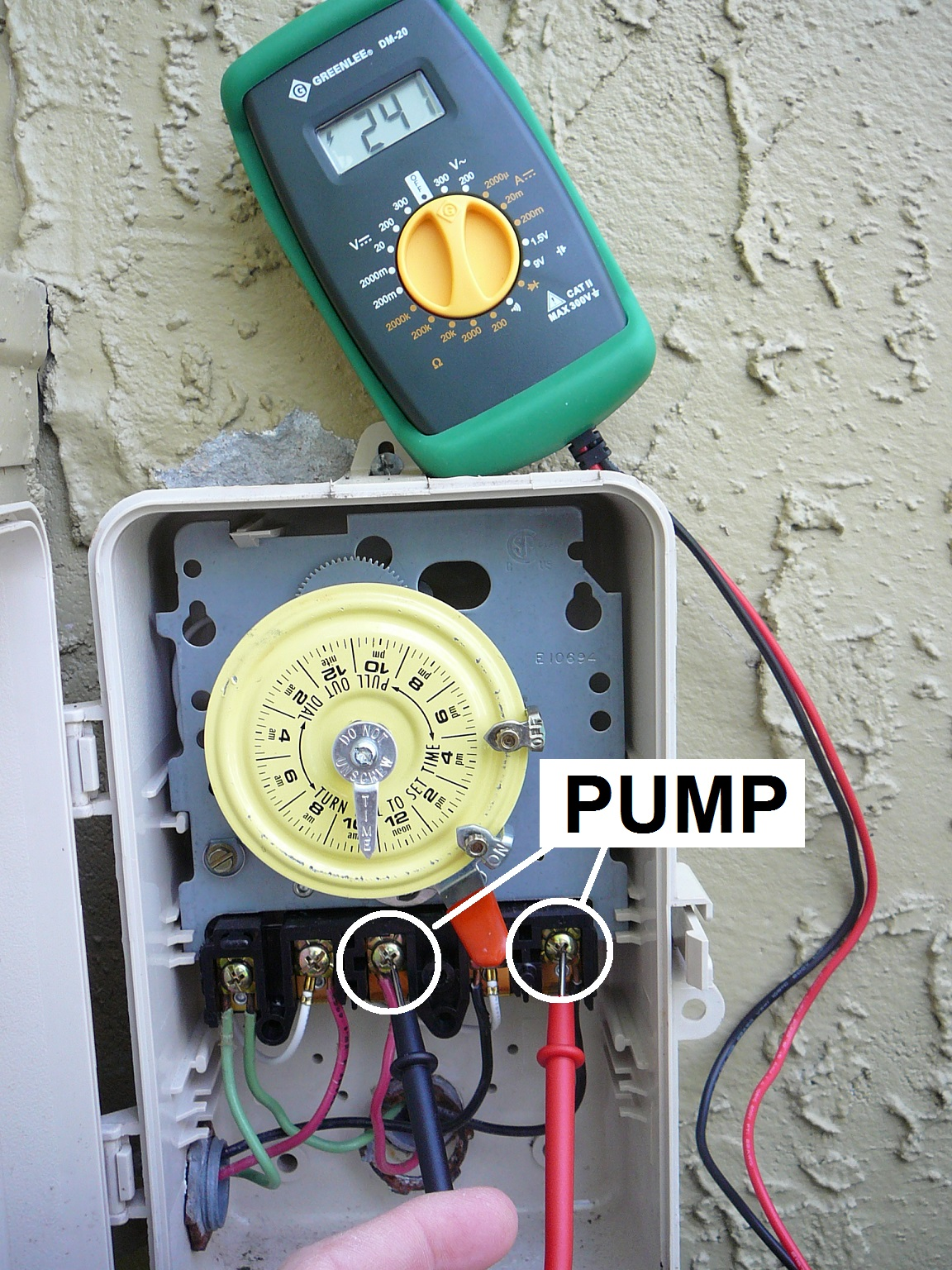 how to wire a pool pump inyopools comhayward booster pump wiring diagram 3 [ 1152 x 1536 Pixel ]