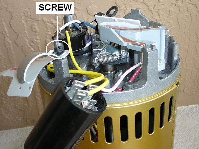 fan motor capacitor wiring diagram speco water temp gauge how to replace a pool shaft seal - inyopools.com