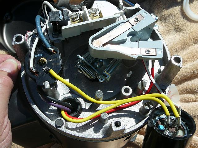 110 Switch To Schematic Wiring Diagram How To Replace The Motor On Your Pool Pump Inyopools Com