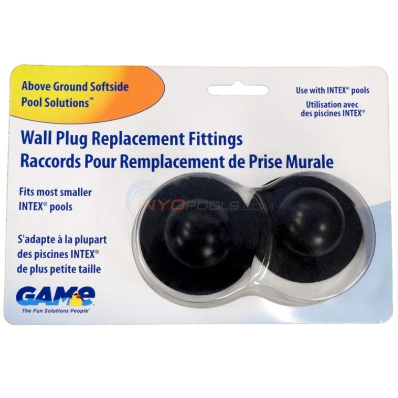 Game Intex Wall Plug Replacement Fittings 4554