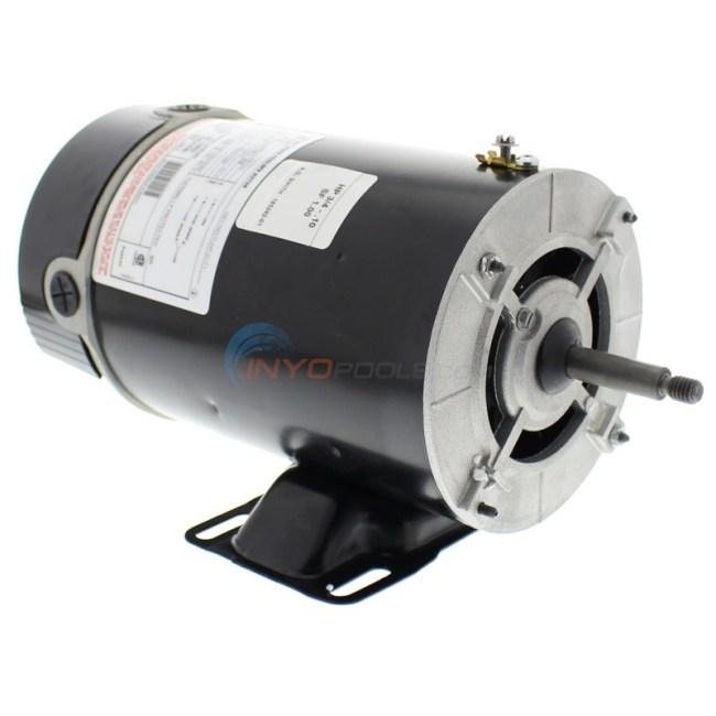century 3/4 hp thrubolt 48y dual speed motor  bn36