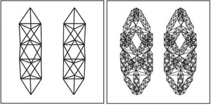 Ultralight fractal structures could bear heavy loads
