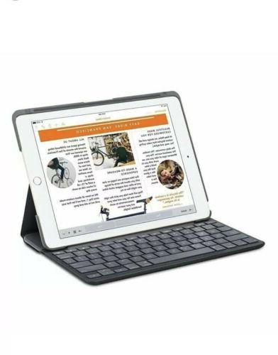 Logitech Canvas Keyboard/Cover Case for iPad Air 2