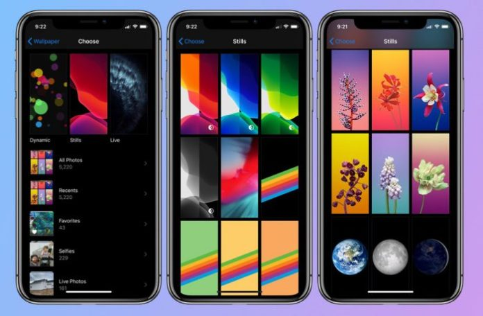 The Ios 14, To Wallpaper Library