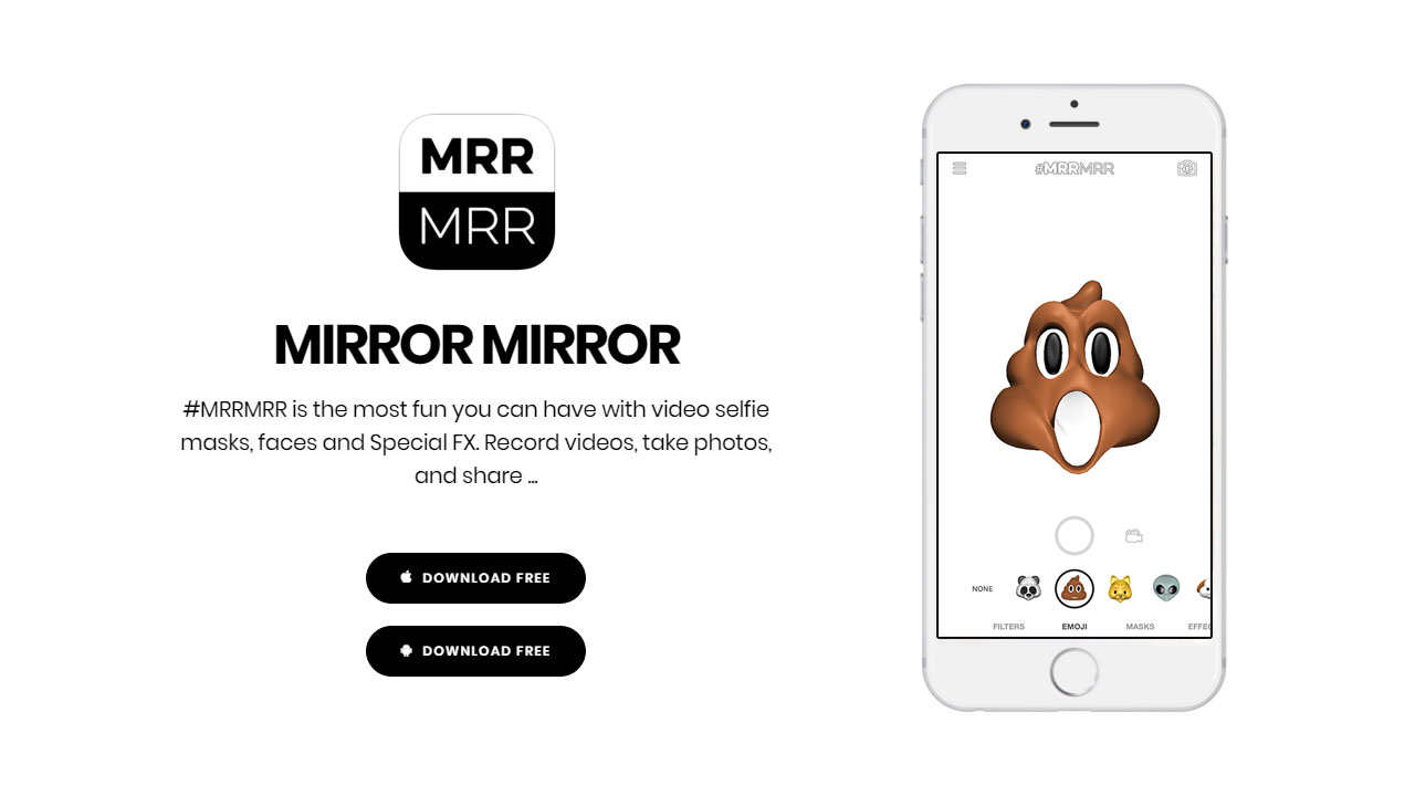 ไม่มี iPhone X ก็สามารถทำ Animoji ได้ง่าย ๆ ผ่านแอป MRRMRR