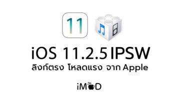 รวมลิงก์ดาวน์โหลด iOS IPSW ของ iPhone, iPad และ iPad touch